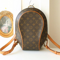 Authentic Louis Vuitton Ellipse Monogram PM Vintage Backpack