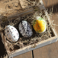 DIY Adorable Easter Egg Messages - Free People Blog