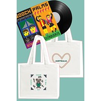 SAVE AUSTRALIA - Limited Edition Tote Bag + Record Set