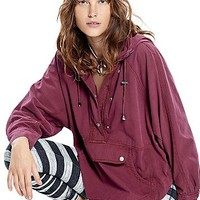 Free People Womens Pocket Man Pullover