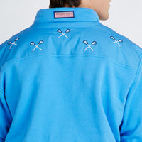 Lacrosse Embroidered Shep Shirt