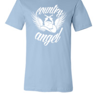 Country Angel  - Unisex T-shirt
