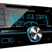 Kenwood® - Double DIN In-Dash CD/MP3/WMA Car Stereo Receiver with Pandora Support and iPod Integration