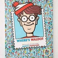 Wheres Waldo?: Deluxe Edition By Martin Handford - Urban Outfitters