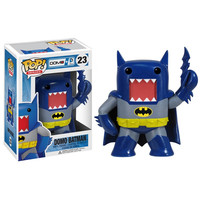 Domo Batman Pop Heroes Vinyl Figure