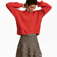 H&M Loose-knit Sweater $19.99