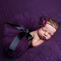 Princess Photo Clothing born Baby Girls Boys Costume Photo Photography Prop Outfits Baby Girl Hair Accessories