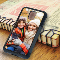 Casual woman kneeling   For Samsung Galaxy S6 Cases   Free Shipping   AH1016