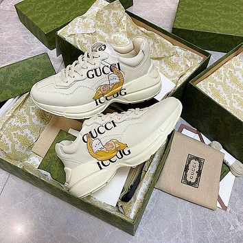 DIOR GG classic daddy shoes
