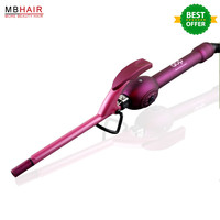 Professional Hair curler men curling iron hair sticks ultrafine paragraph 9mm deepwave curling hair stick  curlers fluffy finest