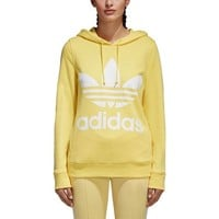 adidas Originals Adicolor Trefoil Hoodie - Women's at Foot Locker