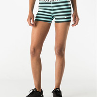 Women's Nike Pro Stripes and Dots 3 Inch Shorts