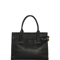 TOM FORD Alix Small Leather Tote Bag