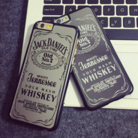 Jack Daniels Whiskey Mirror Phone Case