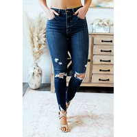 Eunina Super High Rise Skinnies