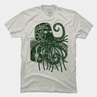 Cthulhu T Shirt By Hinterlund Design By Humans