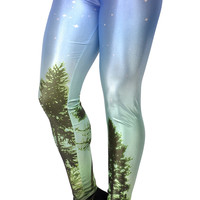 Aurora Sky Leggings Design 71