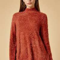 MinkPink Reversible Knit Sweater at PacSun.com