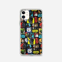 Star Wars Trilogy Artwork iPhone 11 Case