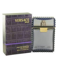 Versace Man Eau De Toilette / Fraiche Spray By Versace