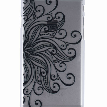 Floral Swirl iPhone 6  Case