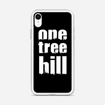 One Tree Hill iPhone XR Case
