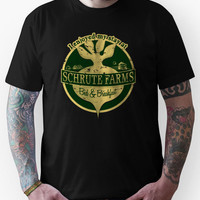 I enjoyed my stay at Schrute Farms (Green) Unisex T-Shirt