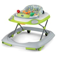 Chicco® Lil Driver Baby Walker in Silver