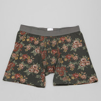 Floral Boxer Brief  - Urban Outfitters