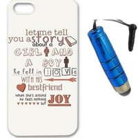 First Design Funny Fall Justin Bieber Best Printed for Iphone 5 Hard Case