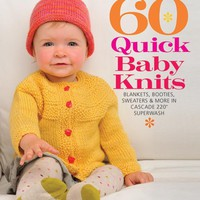 Sixth & Springs Books-60 Quick Baby Knits