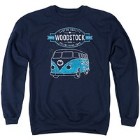 Van Mens Crew Neck Sweatshirt