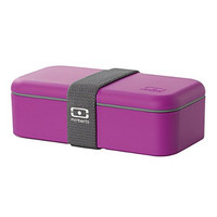 Monbento Single Bento Box (Fuchsia)