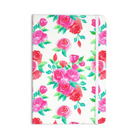 "Anneline Sophia ""Pink Roses"" Magenta Floral Everything Notebook"