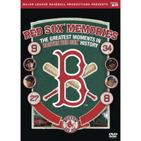Red Sox Memories: The Greatest Moments In Boston Red Sox History Dvd