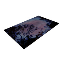 "Robin Dickinson ""Twilight"" Woven Area Rug, 4' x 6'  - Outlet Item"