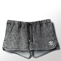 adidas Denim Shorts - Black | adidas US