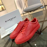DCCK Givenchy  Men Casual Shoes Boots fashionable casual leather