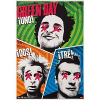 Green Day Domestic Poster