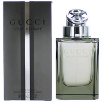 Gucci by Gucci, 3 oz Eau De Toilette Spray for Men
