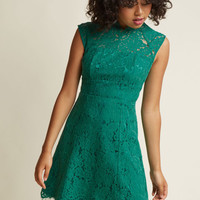Celebrate Success Lace Dress