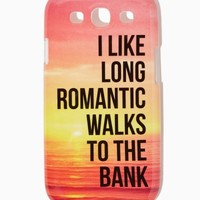 Sunset Romance Galaxy S3, S4, S5 Phone Case | Fashion Accessories - Technology | charming charlie