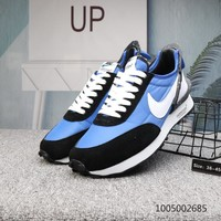 DCCK N540 UNDERCOVER x Nike Waffle Racer Sports Casual Shoes Black Blue