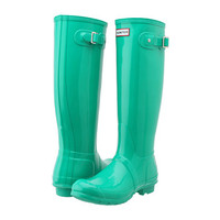 Hunter Original Gloss Jade Green - Zappos.com Free Shipping BOTH Ways