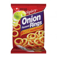 Nongshim Onion Rings Hot&Spicy 50g - £0.90 : Starry Asian Market Online Store, The specialist in Chinese, Japanese, Korean Foods