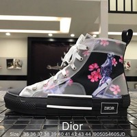 Dior Women Casual Shoes Boots fashionable casual leather