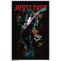 Jimmy Page - Poster Print
