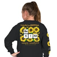 Be Kind - Sunflower - SS - F20 - YOUTH Long Sleeve