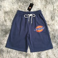 Dickies logo men's stretch leggings sweatpants shorts beach pants