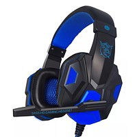 ONLENY Adjustable Length Hinges 3.5mm Surround Stereo Gaming Headset